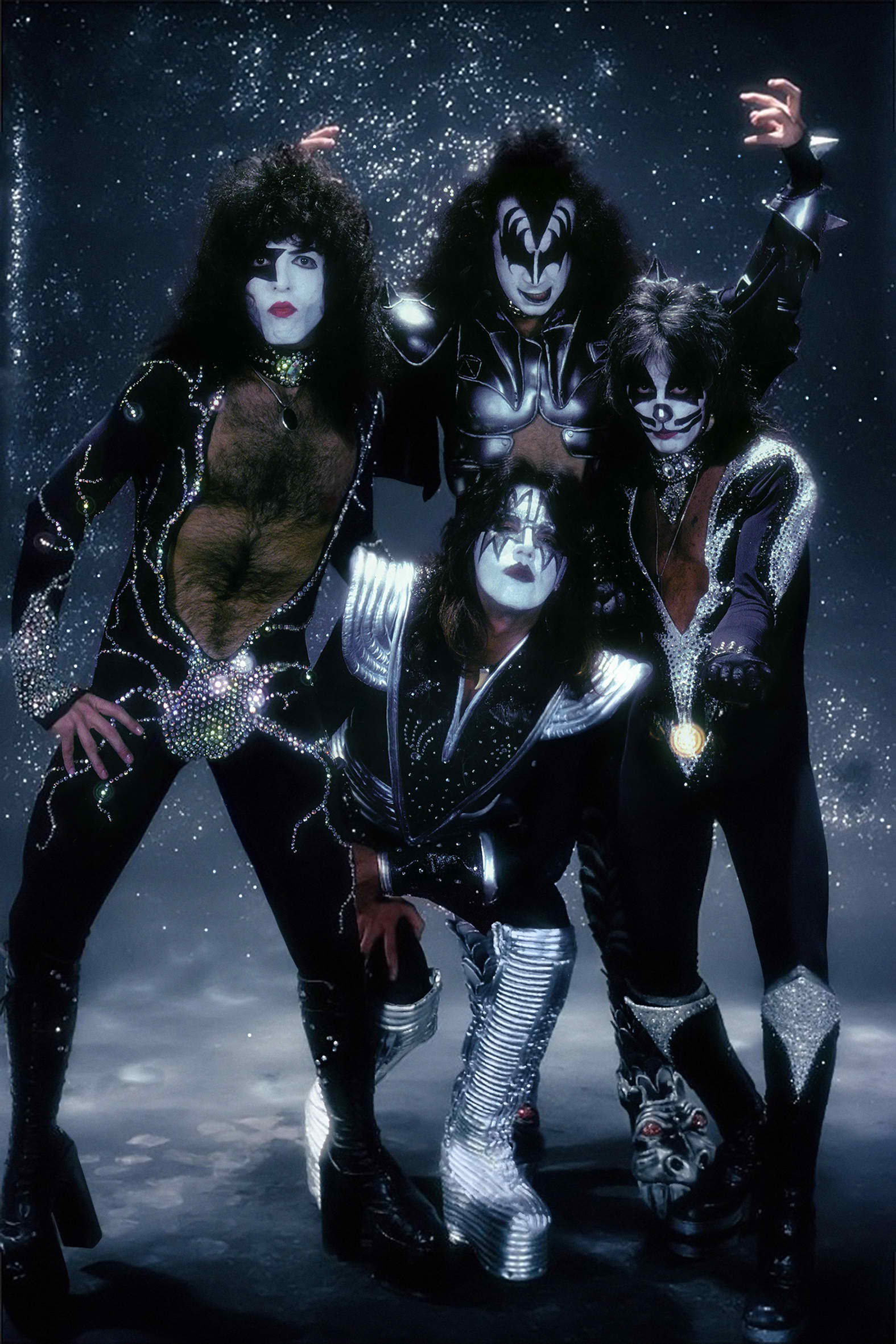 Kiss Band Wallpapers High Quality | Download Free