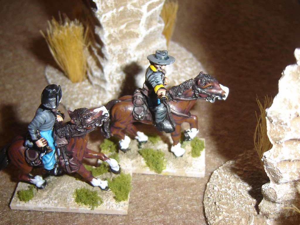 Ol' Texas Cavalry