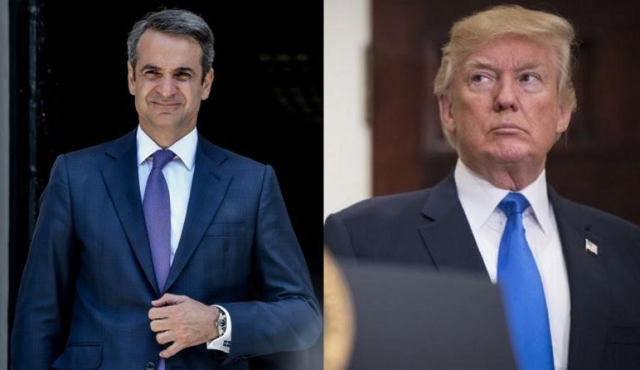 Το κρίσιμο διήμερο Μητσοτάκη στις ΗΠΑ: Την Τρίτη (24/9) η συνάντηση με Trump, την Τετάρτη (25/9) το τετ α τετ με Erdogan - Το αναλυτικό πρόγραμμα