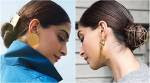Try Sonam Kapoor's hairstyle trick to instantly glam up your casual look