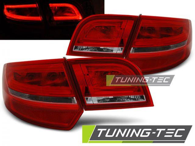 Audi A3 Lampy Tył Led 3 Rodzaje Sportback 8p 04 08 Depo Tte