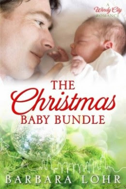Book Blitz: The Christmas Baby Bundle by Barbara Lohr
