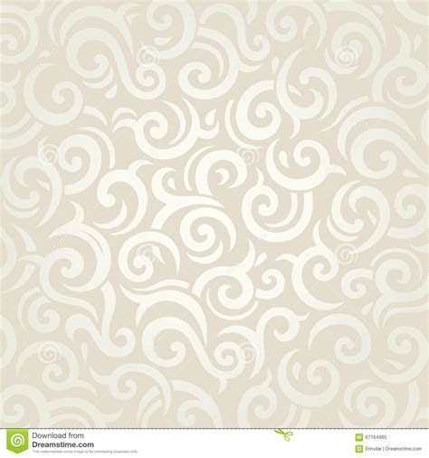 Wedding Vintage Wallpaper Design Cartoon Vector