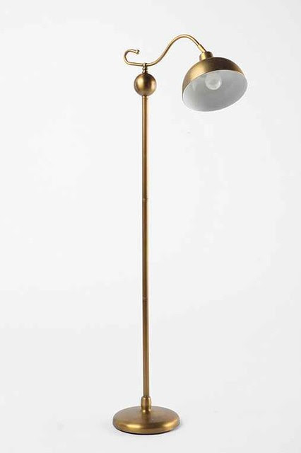 Stella Floor Lamp, Bronze - modern - floor lamps - - by Urban ...