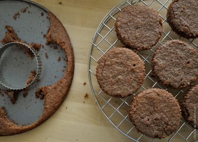 chocolate cake minis