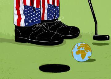Las fantasías climáticas de Donald Trump