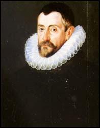 Portrait of Sir Francis Walsingham.
