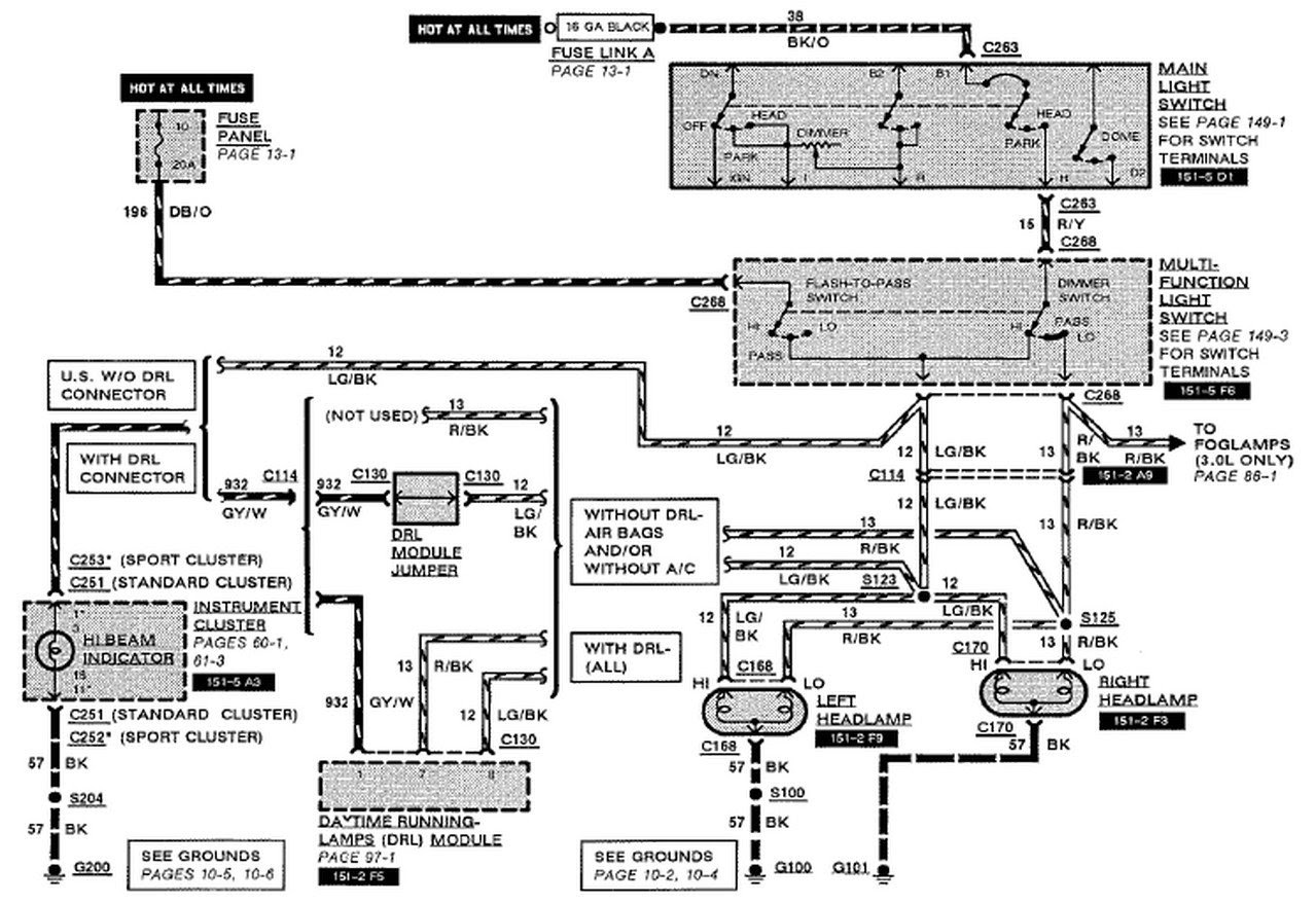 Diagram 2106 Ford Headlight Wiring Diagram Full Version Hd Quality Wiring Diagram Deltadiagram2 Sianireportageprize It