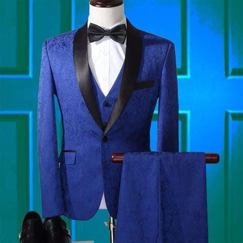 Latest Coat Pant Designs Red Casual Men Suit Slim Fit