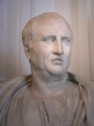 Cicero (Mary Harrsch (Photographed at the Capitoline Museum))