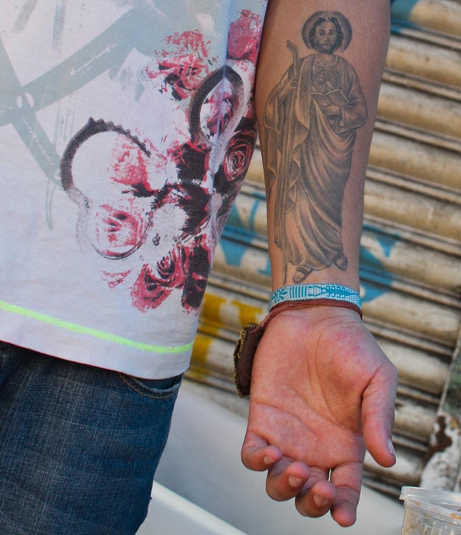 Jóvenes De San Judas El México Desesperado Revista Anfibia