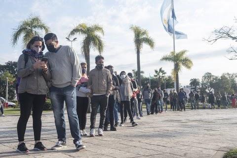Coronavirus en Argentina: 15.622 casos y 286 muertos en las últimas 24 horas