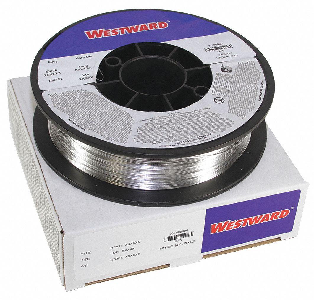 WESTWARD 3 lb Aluminum Spool Mig Welding Wire with 0.035 ...