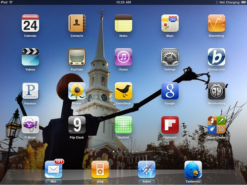 Page 1 of iPad Apps