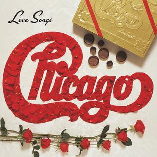 Chicago - Love Songs (XXIX) album cover