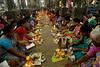 Deep Pooja at Ottapidaram by Vivekananda Kendra Rural Development Programme