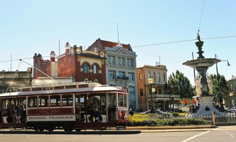 bendigo and city