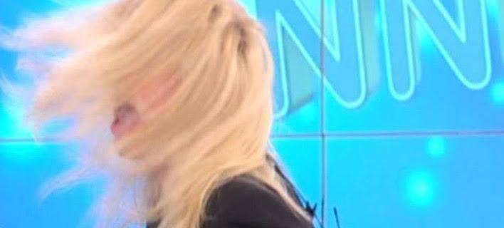 Ανευ προηγουμένου: Η Αννίτα Πάνια έδιωξε ουρλιάζοντας την Μηλιαρέση από το πλατό [βίντεο]