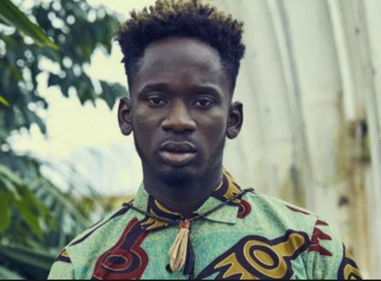 Mr Eazi Hosted By The First Lady (Photo)