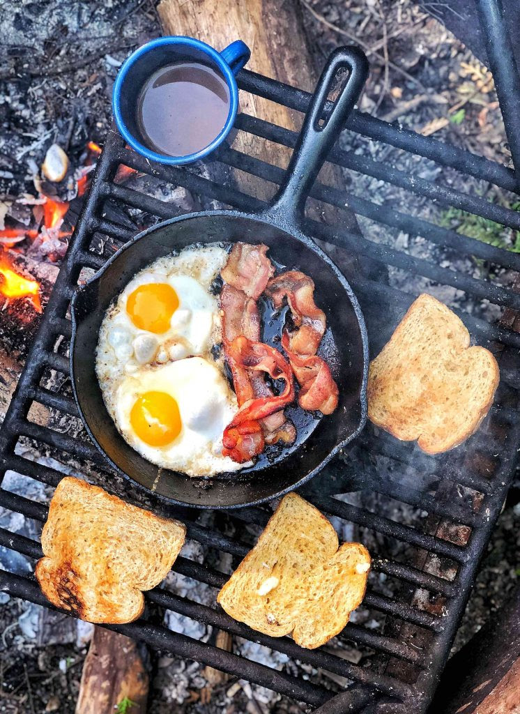 Image result for camping food