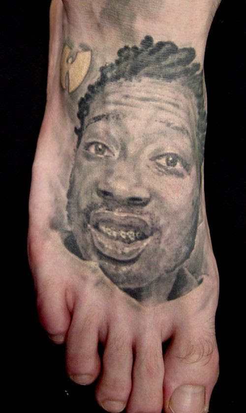 Series of the most WTF tattoos ;) (60 photos) - Izismile.com