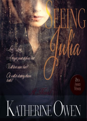 Seeing Julia - Contemporary Romance Novel by Katherine Owen