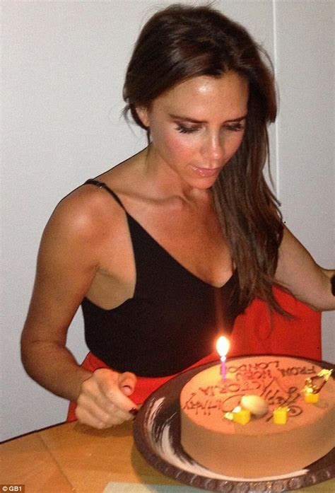 Happy birthday Victoria Beckham! Posh's 40 most iconic
