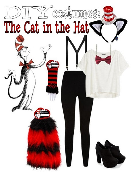 Cat In The Hat Costume Diy Hat Ethos Coin Good Investment Quotes