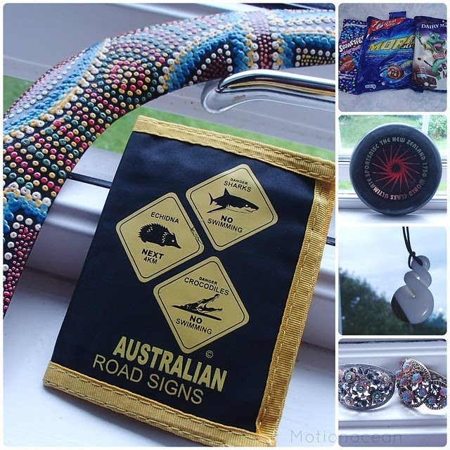 Souvenirs from Down Under