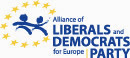 Logo of Alliance of Liberals and Democrats for Europe Party party