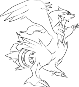 Reshiram Coloring Pages Coloring Pages Kids 2019