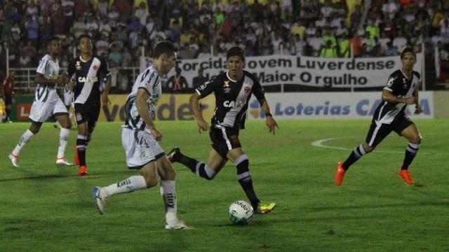 Luverdense se complica e apenas empata com reservas do Vasco