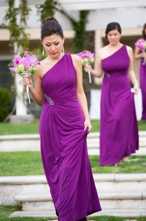 10  best ideas about Orchid Bridesmaid Dresses on