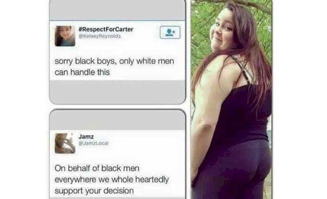 Humillan a una joven racista que insultaba a negros en Twitter