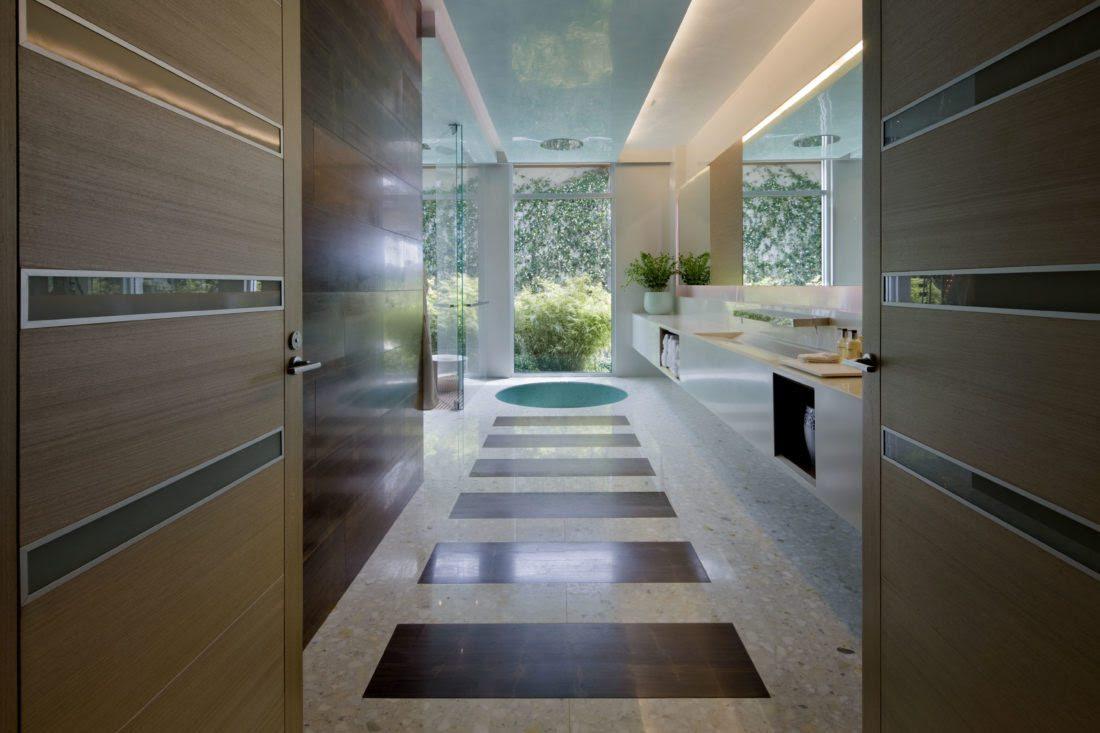 Terrazzo The Stuff Of Old Hallway Flooring Goes Upscale News