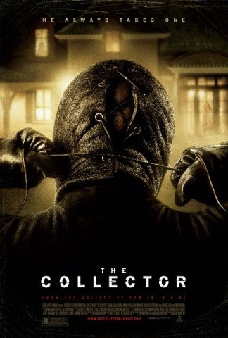 THE COLLECTOR poster on IGN.com [click to enlarge]