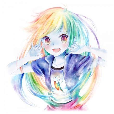 anime rainbow dash mommmmmmmmmmm   avatar