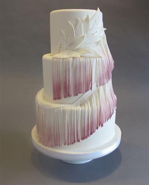 Intricate Wedding Cake Inspiration