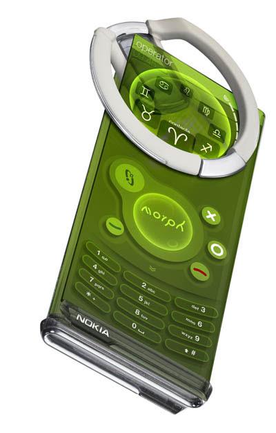 nokia morph futuristic phone concept