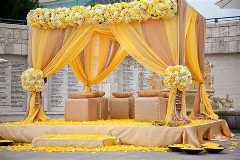 Mandap Inspiration. For Indian Wedding Decorations in the