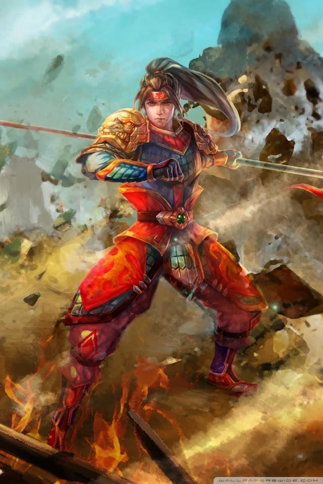 my-wallpaperblog: Wallpaper Zilong Mobile Legend Hd