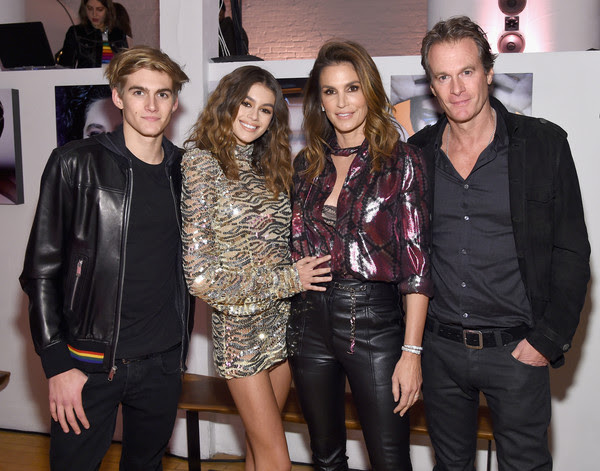 Marc Jacobs Beauty Celebrates Kaia Gerber