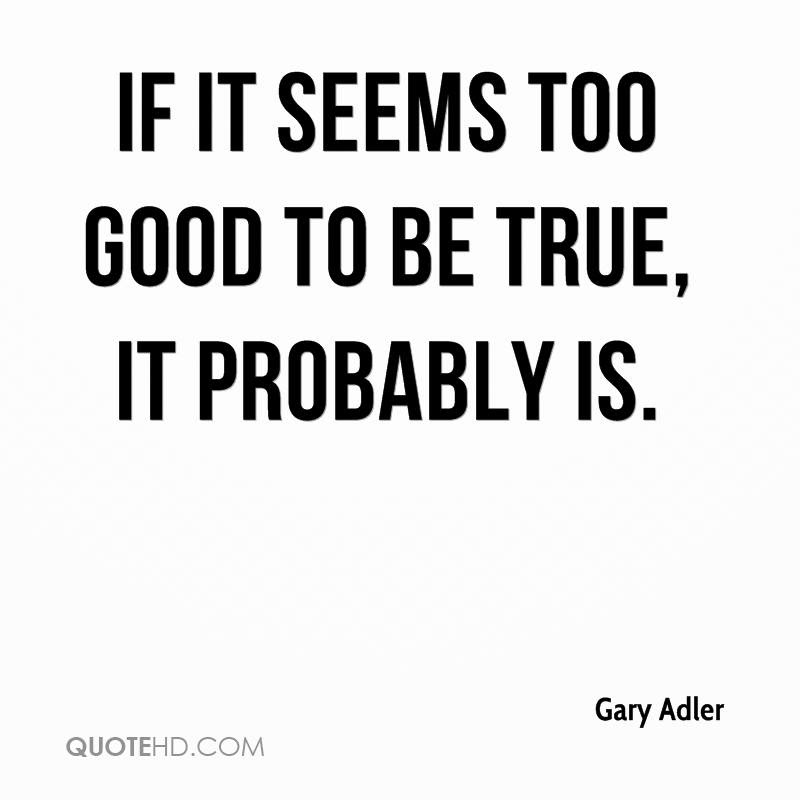 Gary Adler Quotes Quotehd