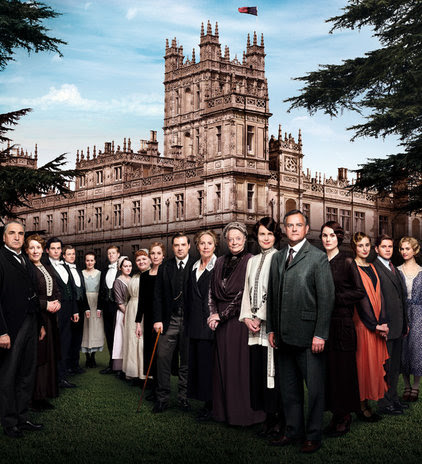 traditional  Downton Abbey