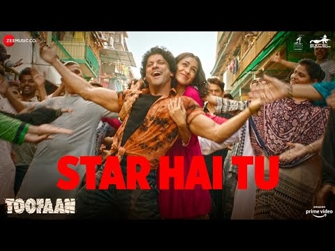 Star Hai Tu   Farhan Akhtar   Mrunal Thakur