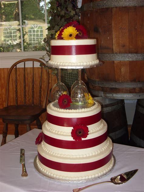 Wine Glass Cake   Wedding Cakes   Pinterest