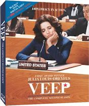 Veep - The Complete Second Season (Blu-ray)