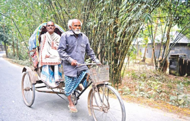 """perierga.gr - Ο """"άνθρωπος του δάσους"""" στο Μπαγκλαντές φυτεύει κάθε μέρα ένα δέντρο!"""