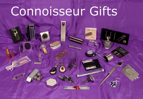Designer Crackers connoisseur gifts