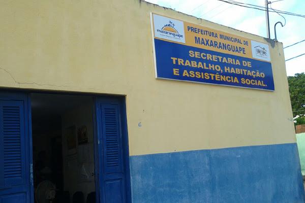 Polícia Federal cumpriu mandados de busca e apreensão na Secretaria de Assistência Social de Maxaranguape